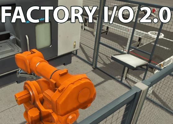 Factory I/O V2 WinSPS-S7 Edition