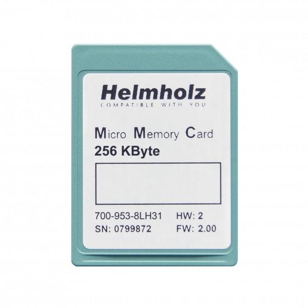 Micro Memory Card (MMC) 256KByte für S7-300