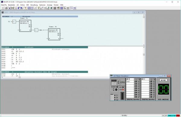 WinSPS-S5 V2.x Profiversion