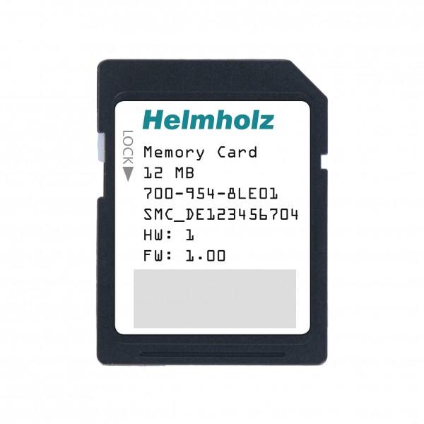 Micro Memory Card für 1200/1500 12MB