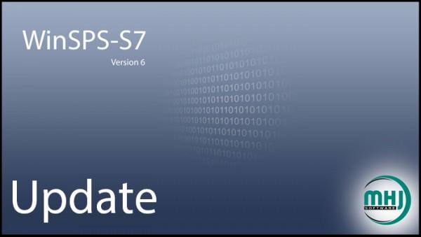 Update WinSPS-S7 V6 Standard-Edition