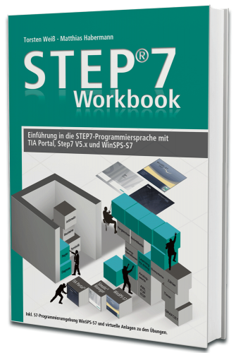 STEP7-Workbook inkl. WinSPS-S7/SPS-VISU (ISBN 9783981672091)