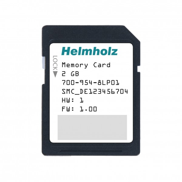 Micro Memory Card für 1200/1500 2GB
