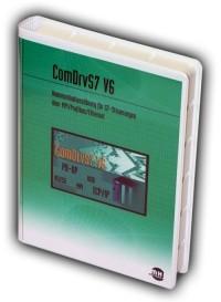 ComDrvS7 V6.2 Extended - Lizenz für 1 Entwickler