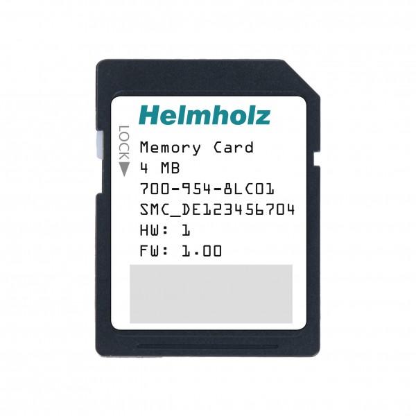 Micro Memory Card für 1200/1500 4 MB