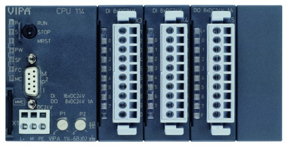 CPU114-Mikro-SPS 32 kByte