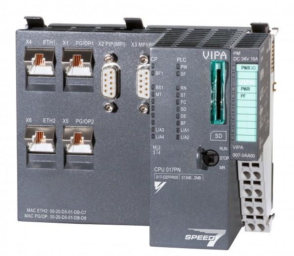 VIPA SLIO CPU 017PN