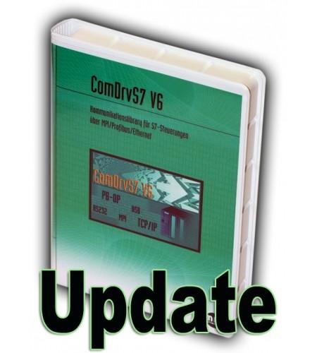 Update auf ComDrvS7 V6.2 Lite- Lizenz für 1 Entwickler