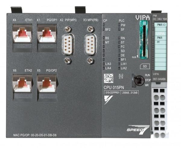 VIPA SLIO CPU 015PN