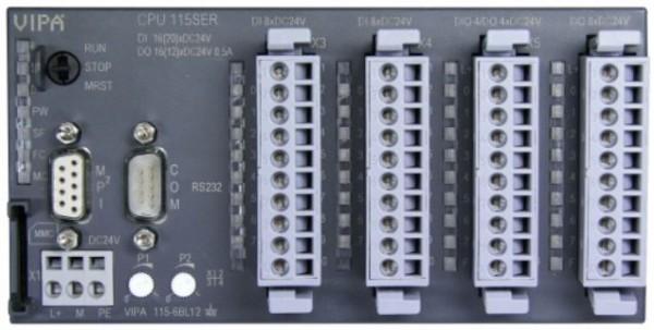 CPU115SER-Mikro-SPS 32 kByte