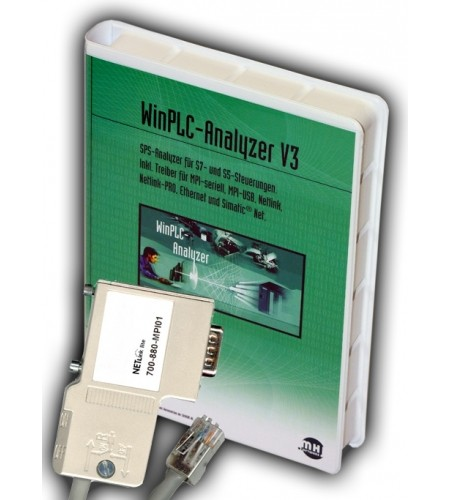 WinPLC-Analyzer V3 inkl. NETLinkPro-Compact