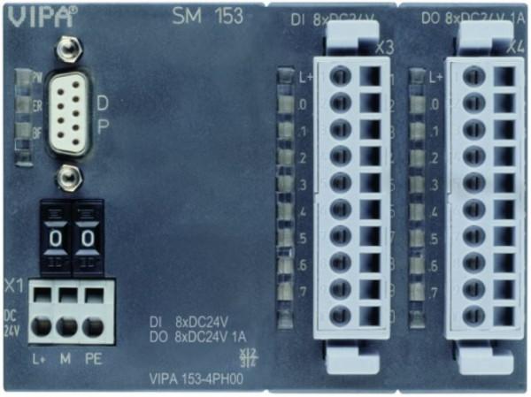 SM 153 - Profibus-DP-Slave, Digital