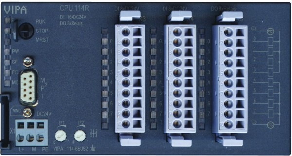 CPU114R-Mikro-SPS 32 KByte