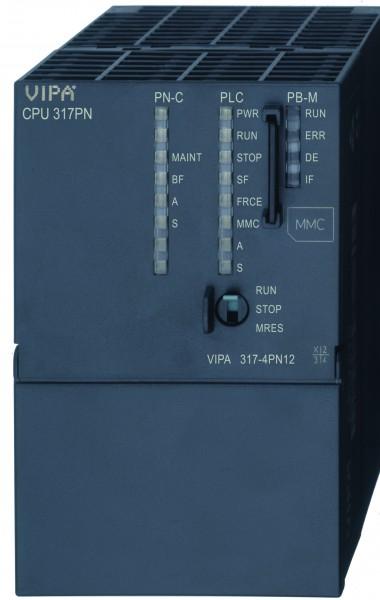 VIPA CPU 317PN PROFINET