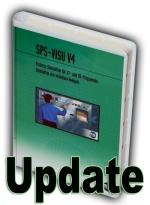 Update SPS-VISU V4.9x Standard (Seriennummer+PDF-Handbuch)