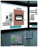 SPS-VISU V4.x Micro für LOGO! und S7-1200